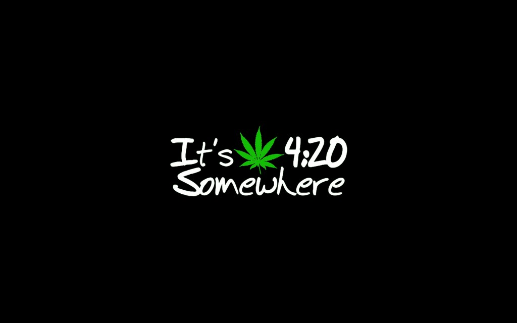 its 420 somwhere on 420 dot com