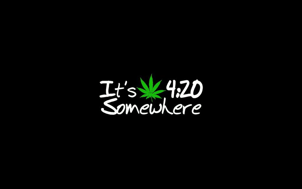 its 420 somwhere on 420 dot com