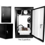 Supercloset SuperBox 200 Watt Stealth Grow Box