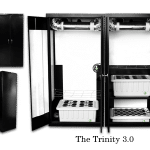 Trinity 3.0 Grow Box – SuperCloset 400/600 W Trinity Grow Closet