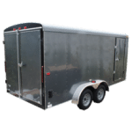 SuperCloset Mobile Hydroponic Grow Trailers