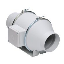 Soler & Palau TD-100X Quiet Grow Room Exhaust Fan