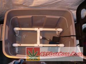 Aeroponics DIY - Flowering Unit