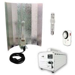 Virtual Sun 400 Watt Hood HPS/MH Grow Light System