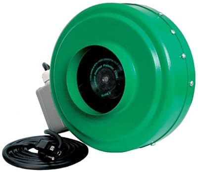 Hydrofarm Active Air 6 inch Inline Fan