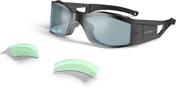 GROW ROOM GLASSES REVIEW AC INFINITY VS METHOD 7