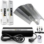 iPower 400 Watt Digital Dimmable Ballast System with Wing Set and Timer