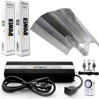 iPower 400 Watt Digital Dimmable Ballast System
