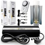 iPower 600 Watt Digital Dimmable Cool Tube System