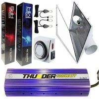 Thunder 1000 Watt Digital Dimmable Grow Light System