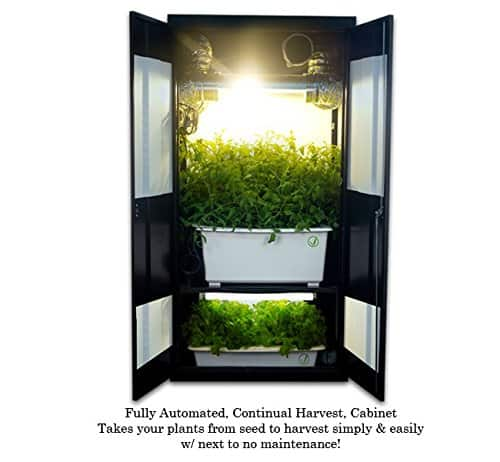 SUPERCLOSET 400W STEALTH GROW BOX