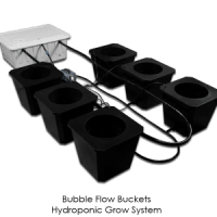 Best Hydroponic Recirculating Deep Water Culture System