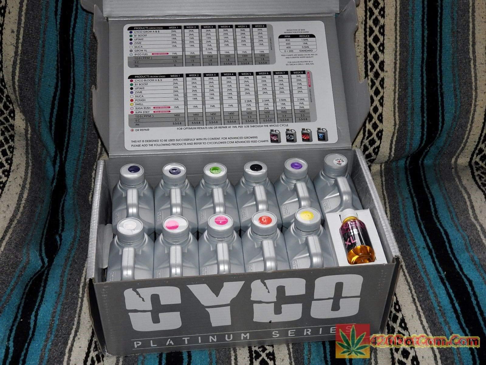 Cyco Platinum Pro Starter Kit