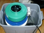 Build A Homemade Swamp Cooler For Your Grow Room