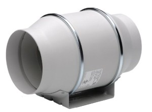 Soler & Palau TD-150 In-line Exhaust Fan