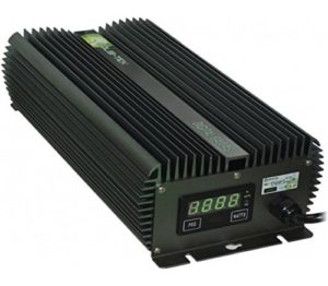 SolisTek Matrix LCD SE/DE 1000W Dimmable Digital Ballast