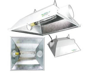 Best Grow Hood - Reflector Comparisons blockbuster 6 reflector