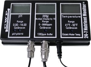 24/7 nutrient monitor